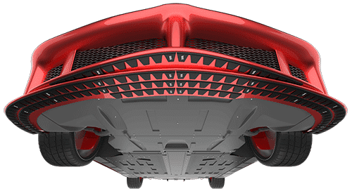 Ferrari Skid Plate