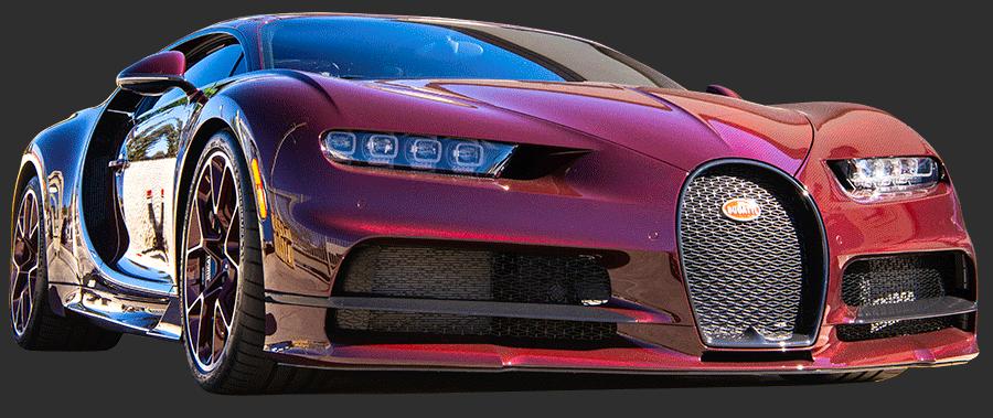 Bugatti Skid Plate