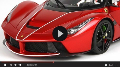 Laferrari Aperta  Skid Plate by SLIPLO