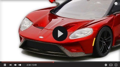 Ford GT Skid Plate by SLIPLO