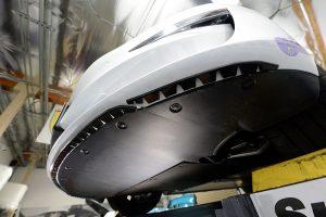 Tesla Model 3 Bumper Protection