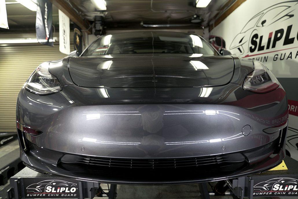 Tesla Model 3 Bumper Scrape Guard